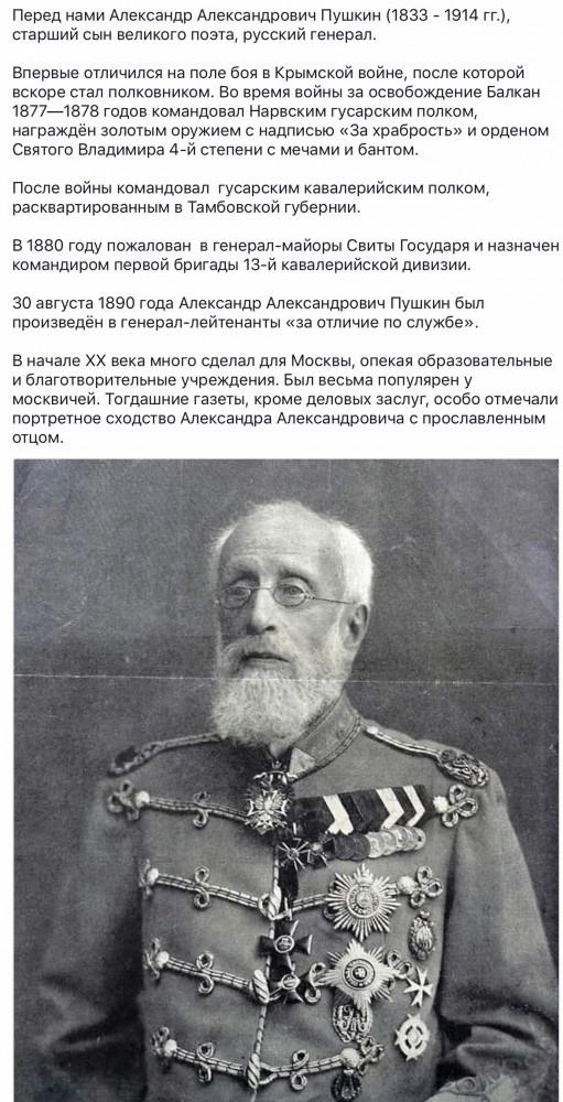 Александр Александрович Пушк…