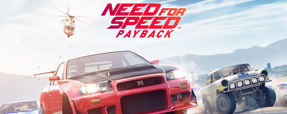 Обзор Need For Speed: Payback (2017)