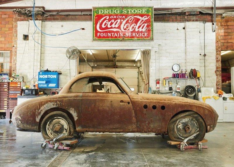 Хлам на миллион: как груда железа оказалась редким BMW с историей