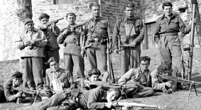 Партизаны СССР в Италии : самый далёкий «фронт» Великой Отечественной