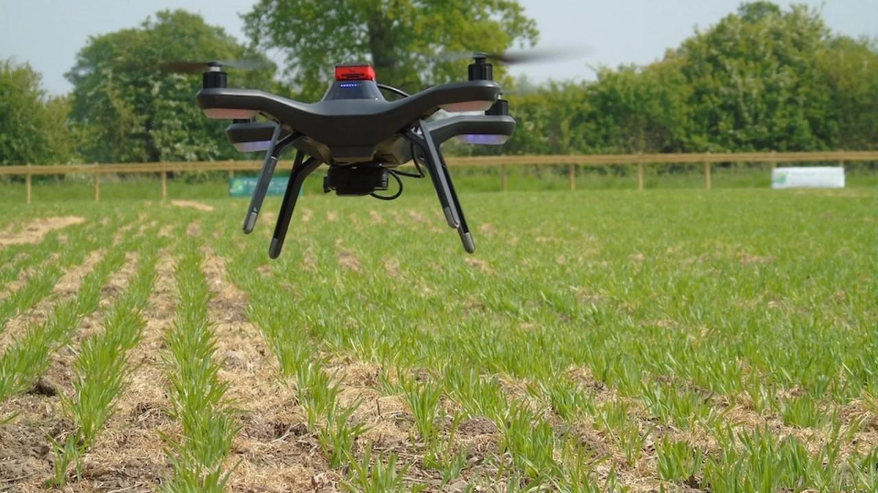 Впервые роботы вырастили урожай на ферме без участия людей