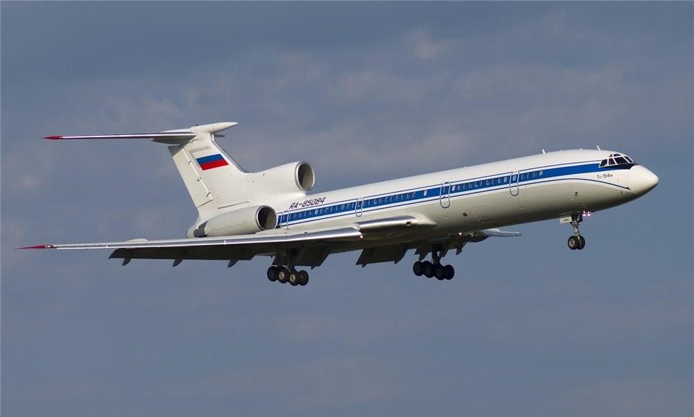 ФСБ назвала возможные причины крушения ТУ-154