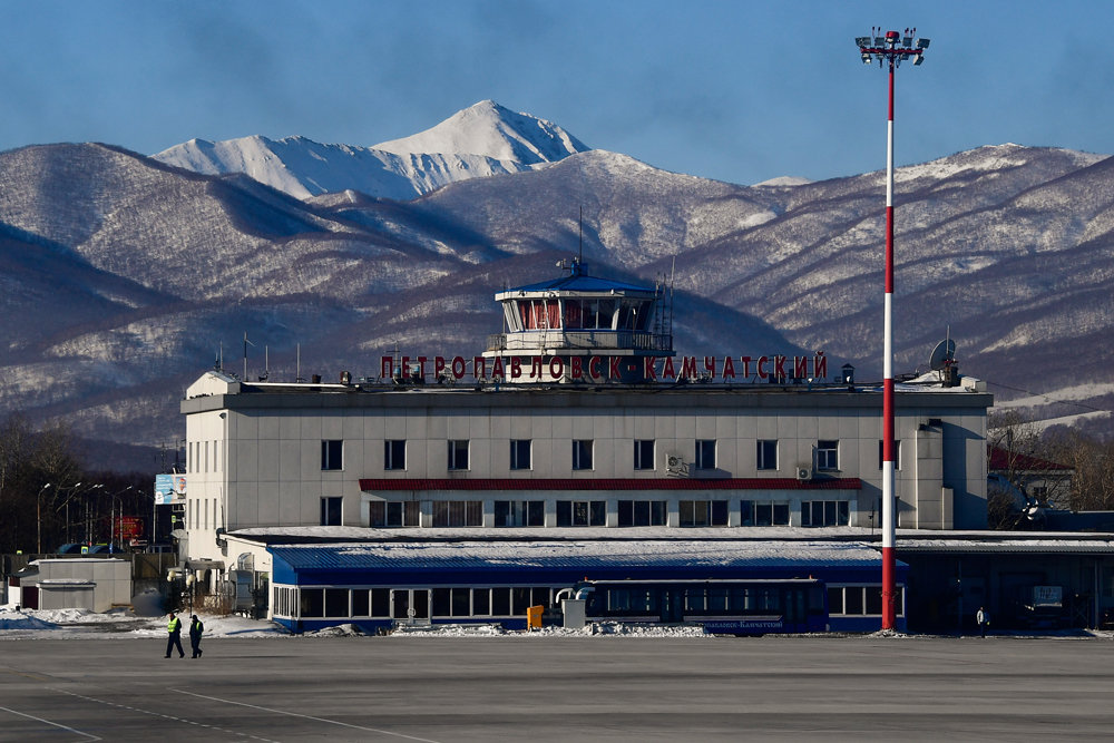Самолет из США на три часа парализовал работу камчатского аэропорта