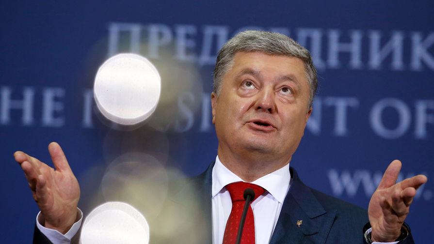 СМИ: Порошенко попросил защиты у лоббистских компаний США