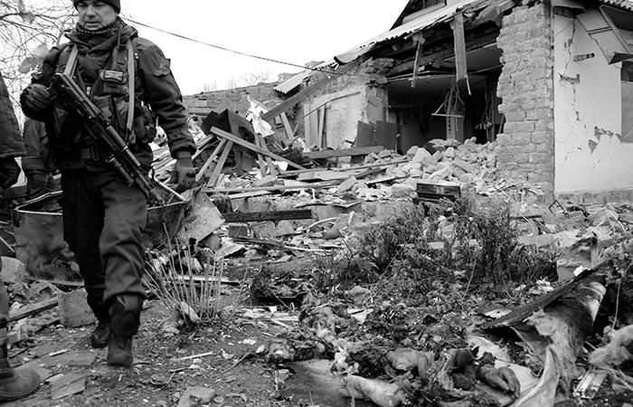 Территория ДНР в очередной раз подвергалась обстрелу ВСУ из тяжелых орудий
