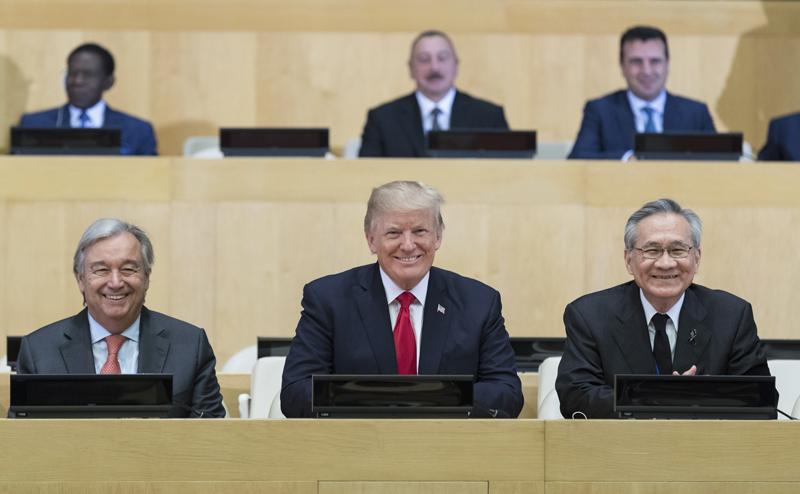 Трамп намерен загнать Россию в медвежий угол ООН
