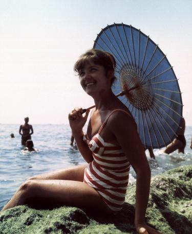 Гурзуф, 1970 год
