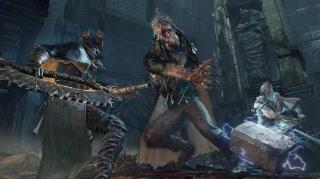 Через три года после релиза в Bloodborne нашли ещё одного монстра