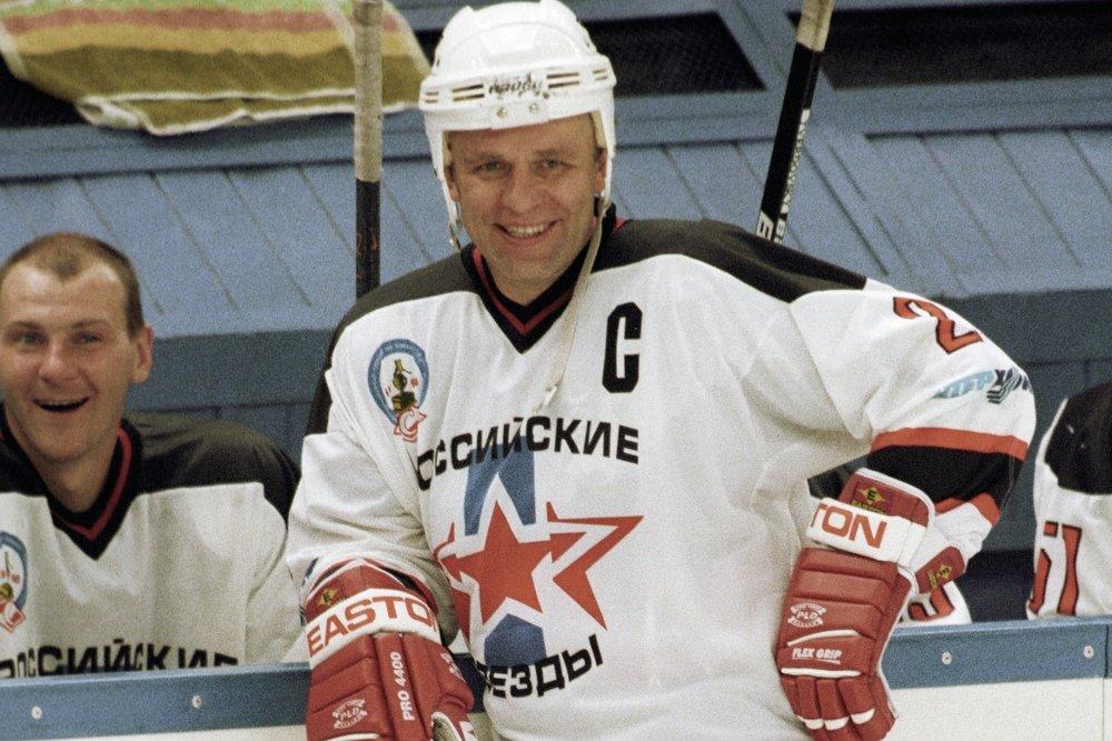 Вячеславу Фетисову исполняется 60 лет