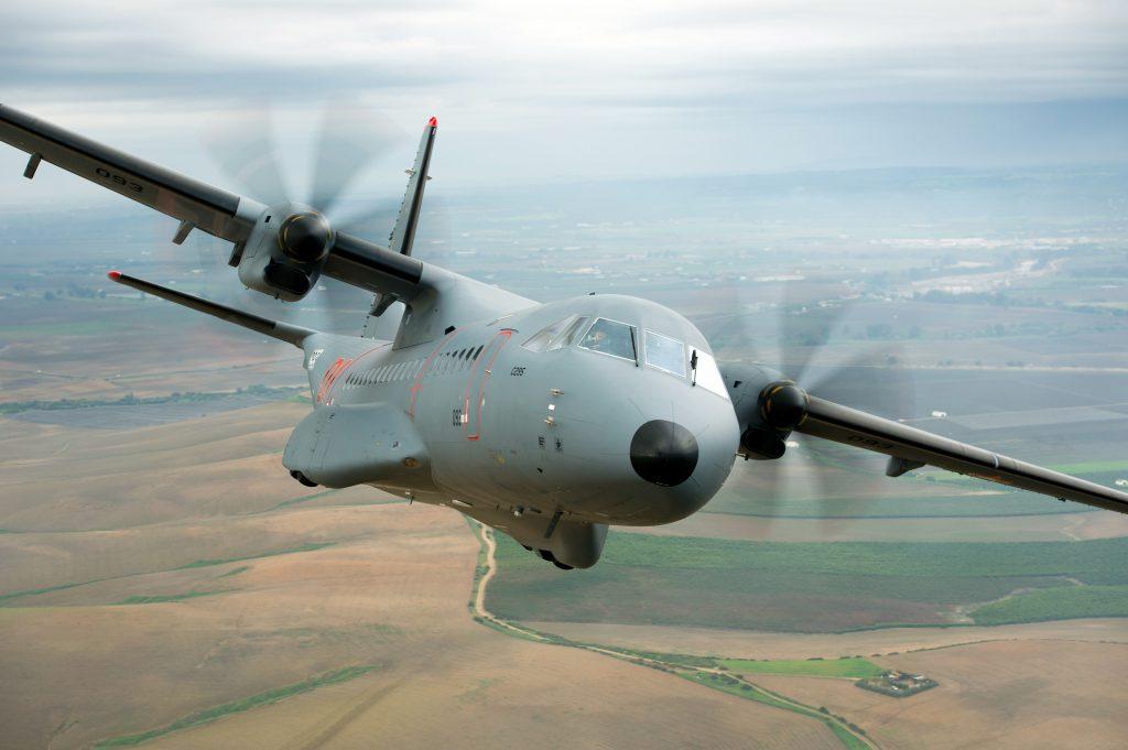 Казахстан подписал контракт на закупку еще двух военно-транспортных самолетов Airbus C295