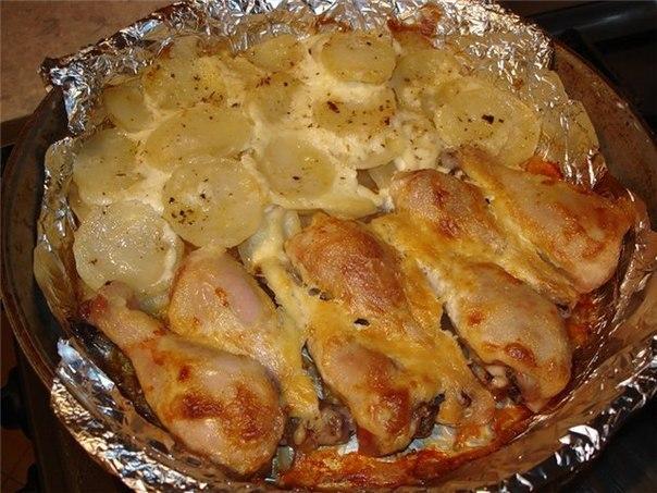 10 вкуснейших блюд из курицы 10