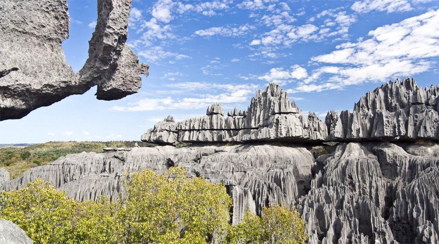 15 самых интересных мест нашей планеты, где не ступала нога человека