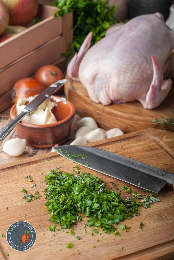 Запеченная курица с травами. Литературная кухня. Вселенная: Гарри Поттер Литературная кухня, Из Одессы с морковью, Кулинария, Еда, Рецепт, Длиннопост, Фотография, Гарри Поттер