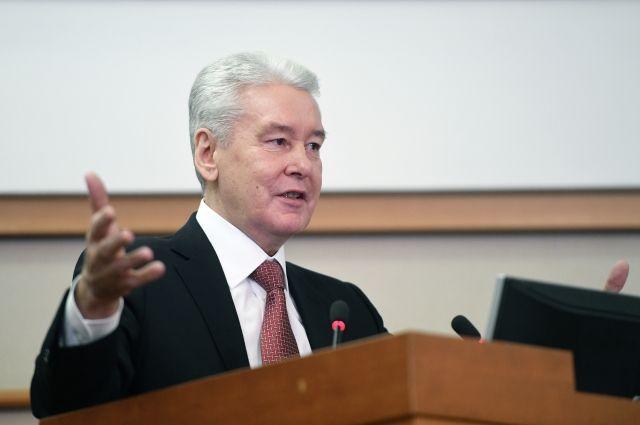 Собянин рассказал о планах развития центров госуслуг «Мои документы»