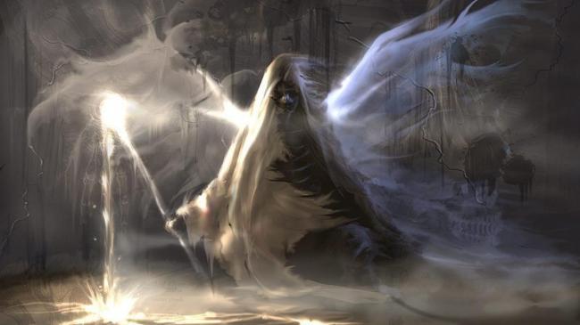 Возможен ли физический контакт с душой умершего?