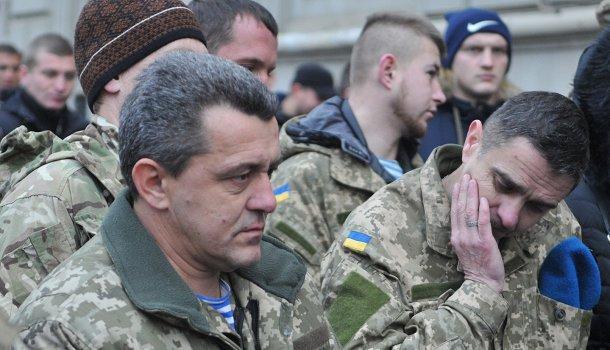 Генерал ВСУ дезертировал из зоны боевых действия