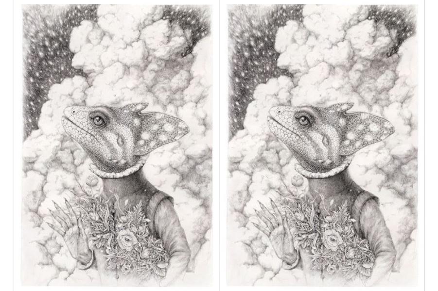 Иллюстрации Василисы Коверзневой