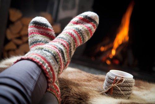 Почему у вас все время холодные ноги?