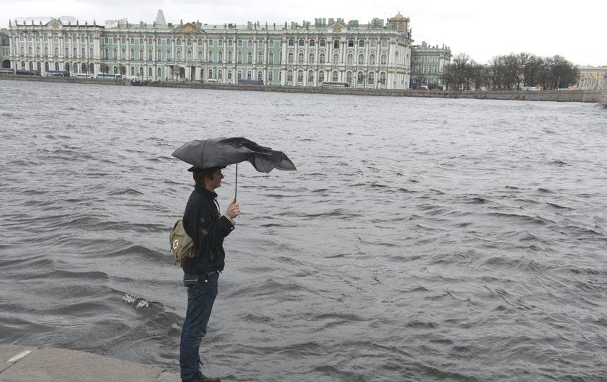 Неделя в Петербурге начнется…