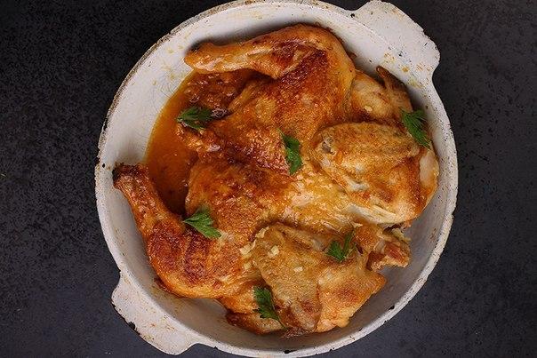 Очень вкусное блюдо грузинской кухни: чкмерули