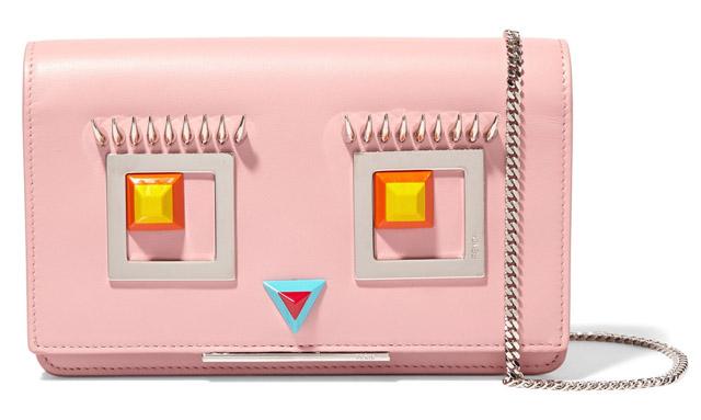 Глазастые сумочки от Fendi