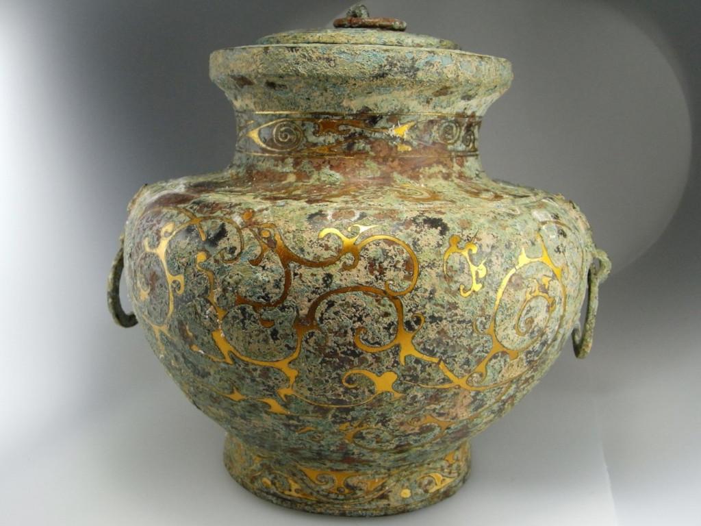 «Эликсир бессмертия» найден в древней китайской гробнице
