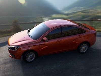 Все автомобили Lada Vesta могут попасть под отзыв