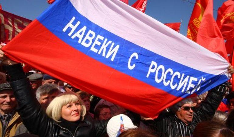 Крым как мотивация. Маятник европейской политики качнулся в сторону России.