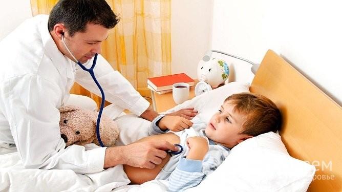 Заниматься самолечением бронхита у детей категорически не рекомендуется