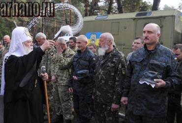 Религия – оружие сектантов. Самозванец Филарет о Донбассе