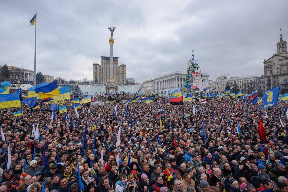 """Что """"наскакали"""" себе украинцы. 5 лет Майдану"""