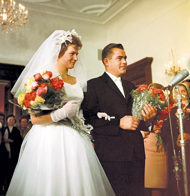 Свадьба с Андрияном НИКОЛАЕВЫМ. Фото: © РИА «Новости»