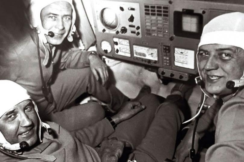Крупнейшая катастрофа советской космонавики