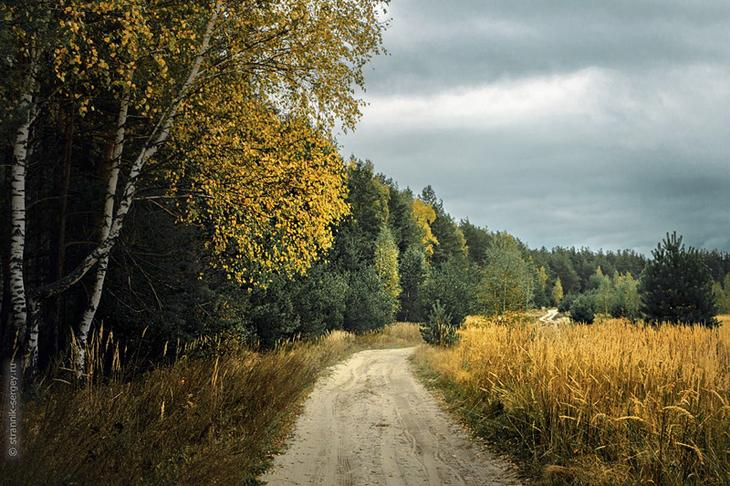 Фото Сергея Странника - октябрь 1