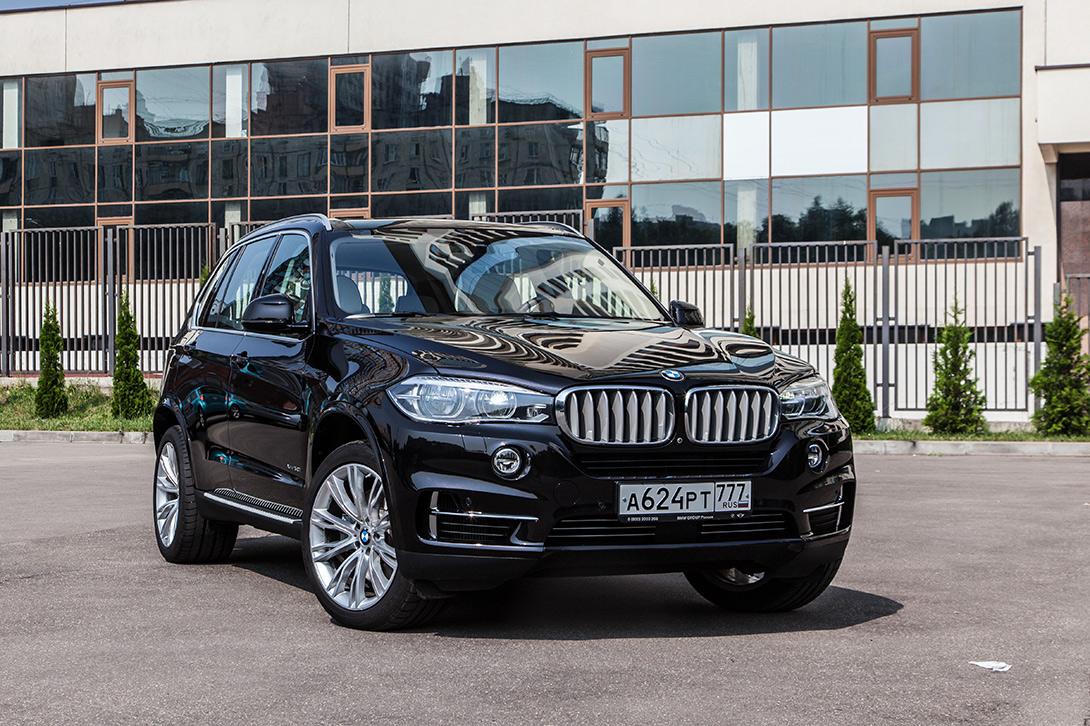 Тест-драйв: BMW Х5 50i