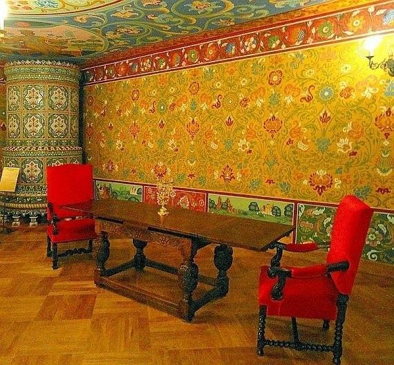 Царский дворец в Коломенском