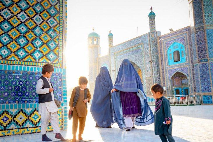 Как выглядит Афганистан сегодня