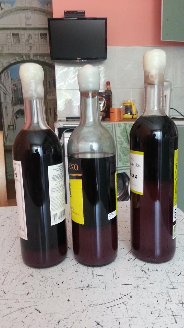 Как сделать вишневое вино своими руками