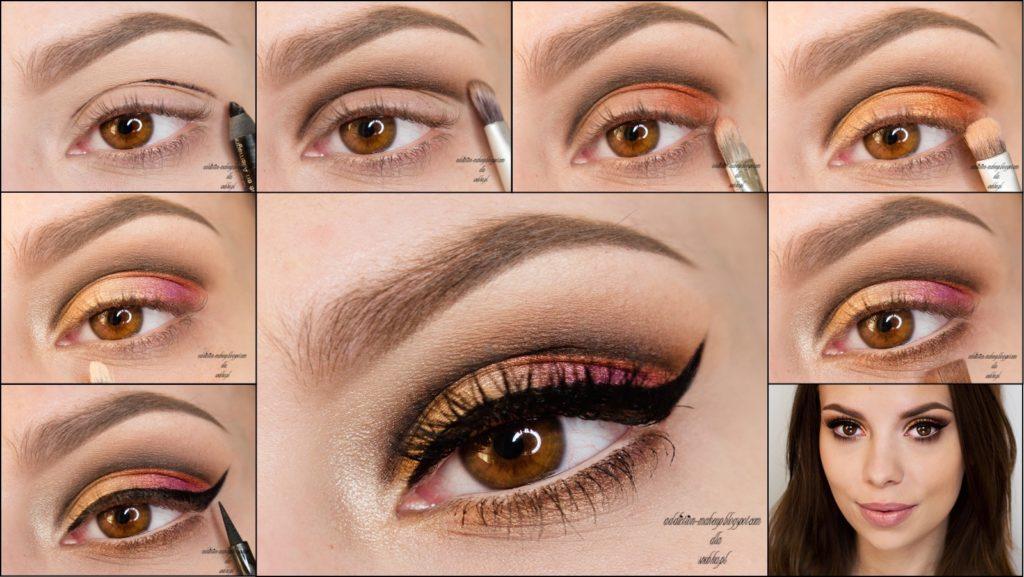 Как правильно сделать макияж правильно