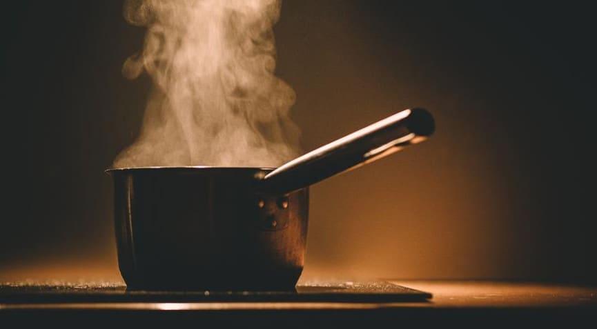 Почему при варке мяса образуется пена?