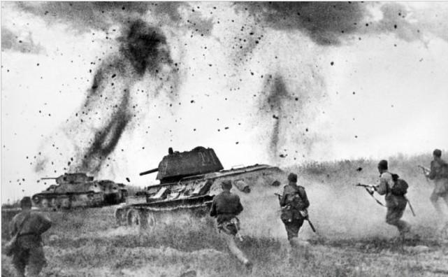 Самый безумный танковый бой в истории война, история, факты