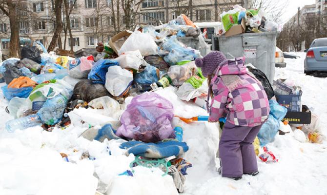 Садовому напомнили, что у Львова миллионные долги за вывоз мусора
