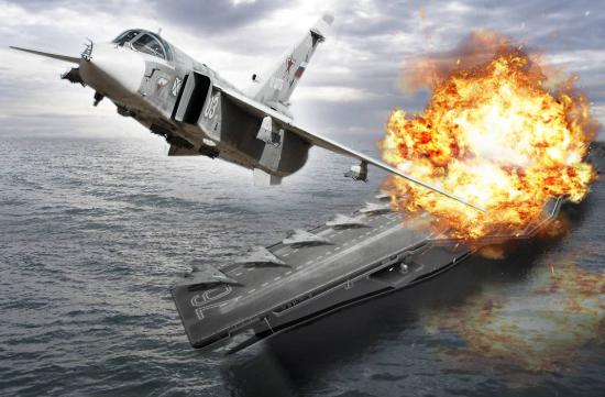 Куда нанесет Россия первые удары в случае военного конфликта с НАТО