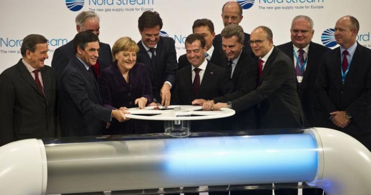 Балтийский газопровод РФ до смерти напугал Украину