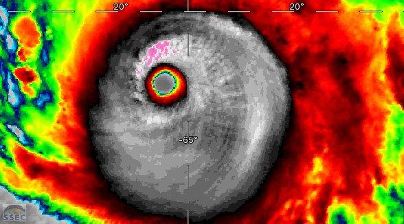 Это может быть Big One: Ураган Ирма уничтожает все на своем пути и направляется на американские АЭС.