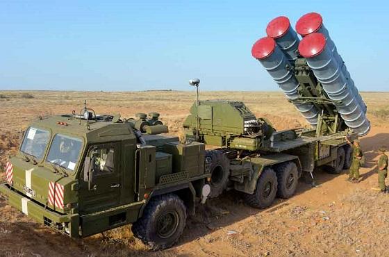 Сюрприз от С-300 и С-400 для любых неопознанных целей в Сирии пообещали в Минобороны РФ