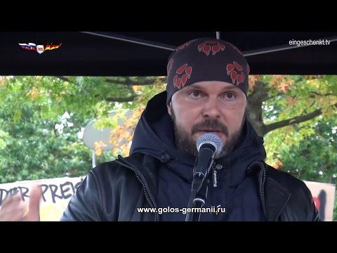 Активист из Германии рассказывает о визите в Россию