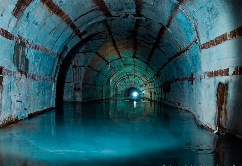 5 самых тайных бункеров CCCP