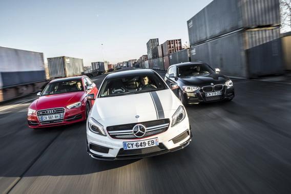 В России выросли продажи премиальных автомобилей