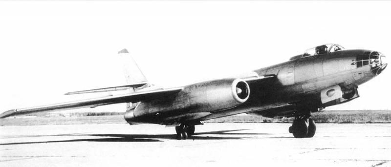 Бомбардировщик Ил-30